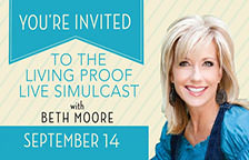 Free Friday: Living Proof Live Church Simulcast