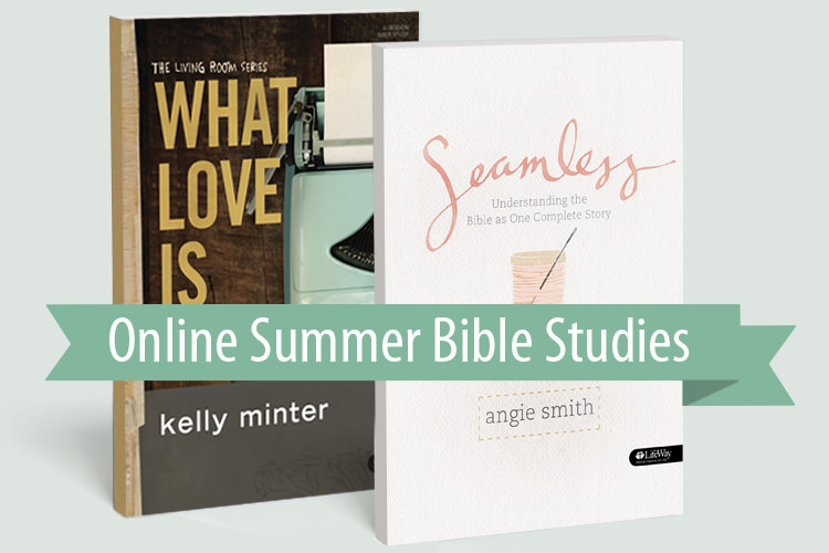 Summer Study Recap and Announcing Our Fall Online Bible Study