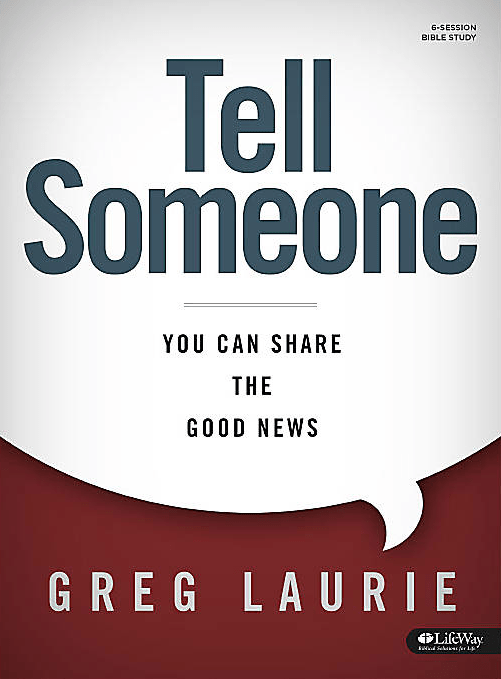 Tell Someone | a giveaway