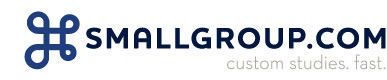 Try SmallGroup.com FREE for 2 Weeks!