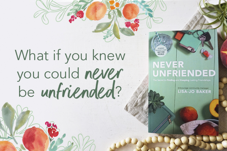 What If You Knew You Could Never Be Unfriended?