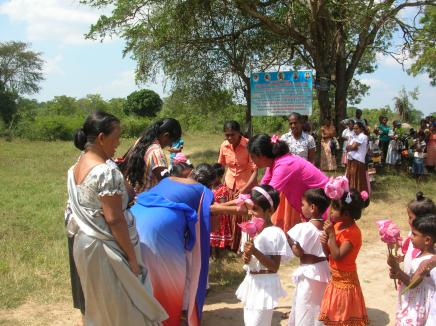 Exchange visit to Kurunegala 53