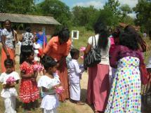 Exchange visit to Kurunegala 52