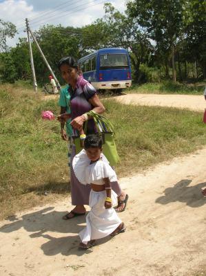 Exchange visit to Kurunegala 48
