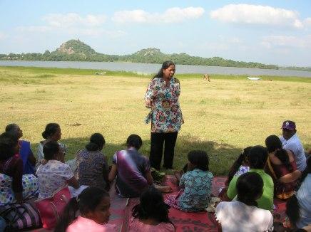 Exchange visit to Kurunegala 23