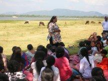 Exchange visit to Kurunegala 22