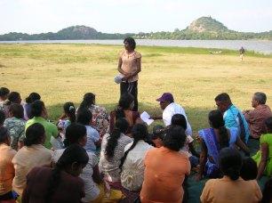 Exchange visit to Kurunegala 8