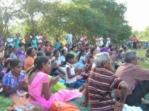 Exchange visit to Kurunegala 78