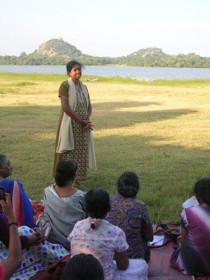Exchange visit to Kurunegala 66