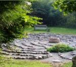 The Labyrinth at Kirkridge Retreat Center