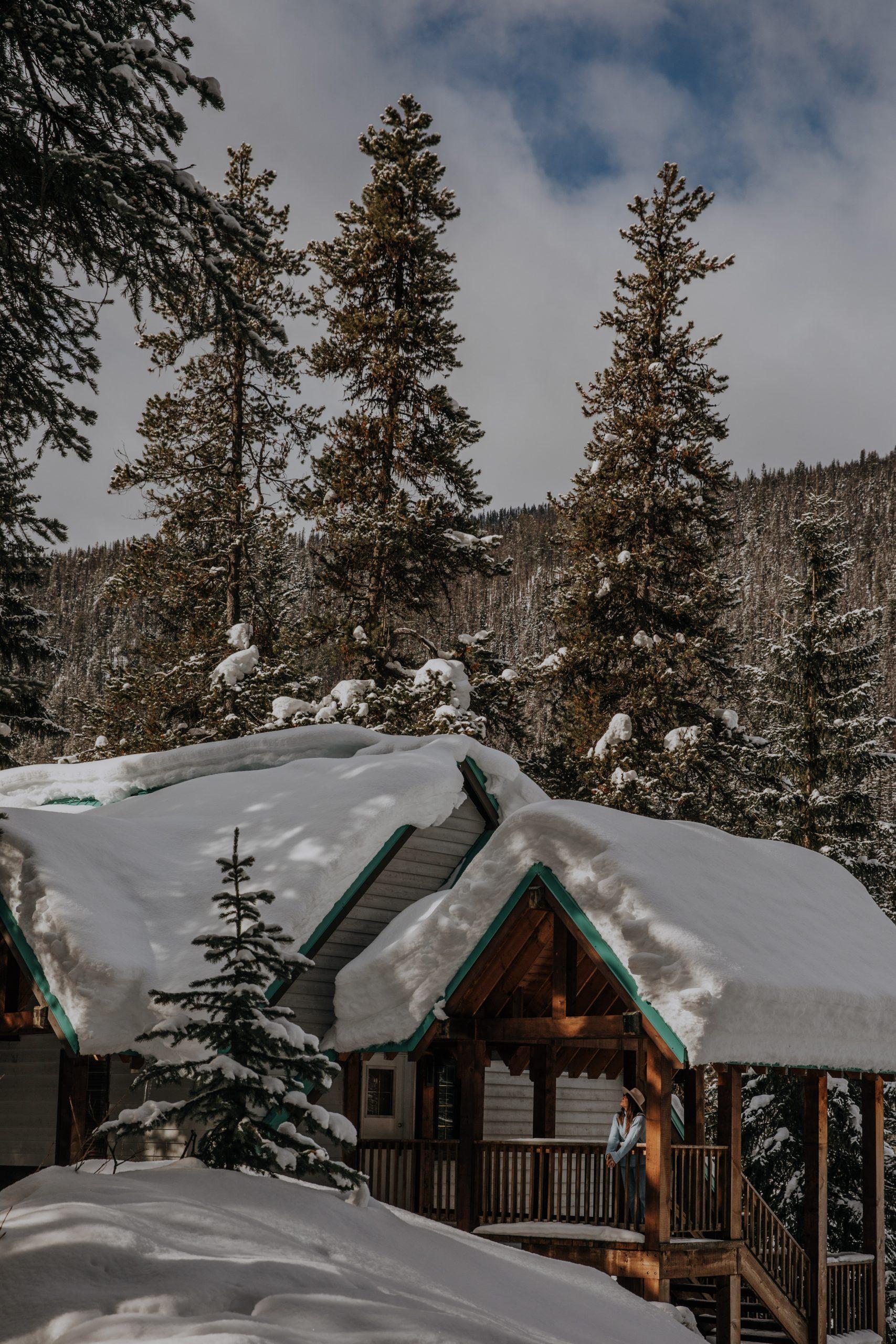 Cabins at Emerald Lake Lodge