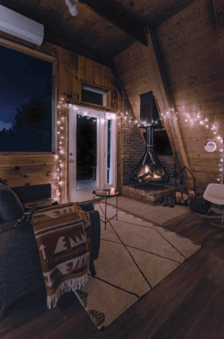 The Best Cozy Airbnb Cabins in the Northeast