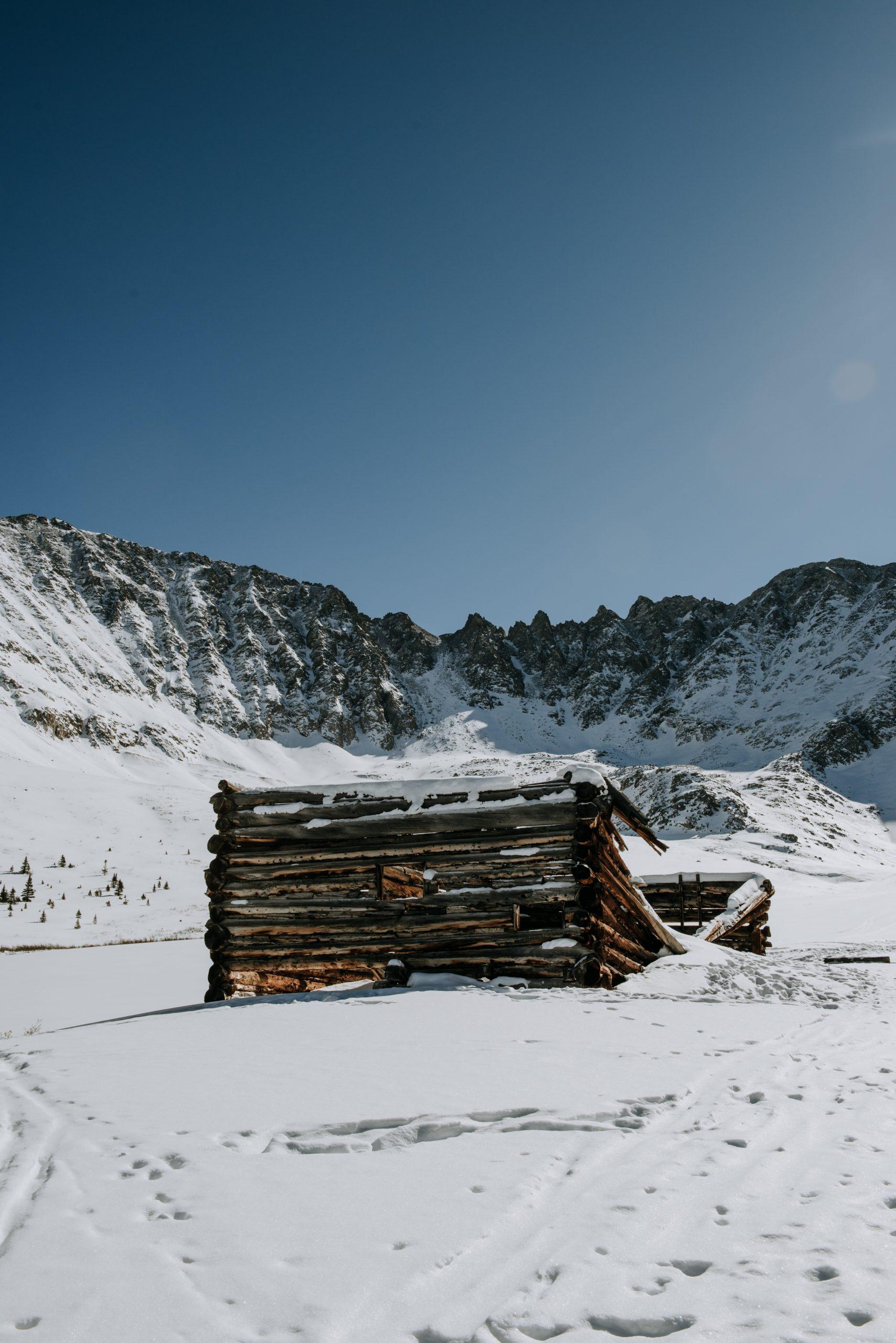 Mayflower Gulch in Colorado