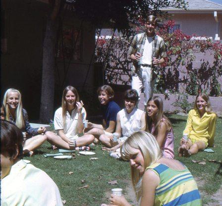 1966 birthday party