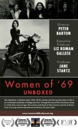 Women of '69 Unboxed