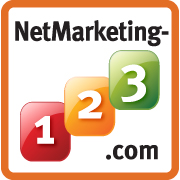 Net Marketing-123 logo