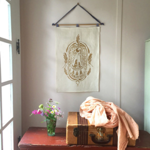 wild altar wall hanging - Untold Imprint