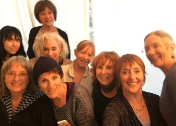 Peggy Reskin group photo