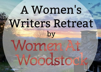 A Women's Writers Retreat title screen