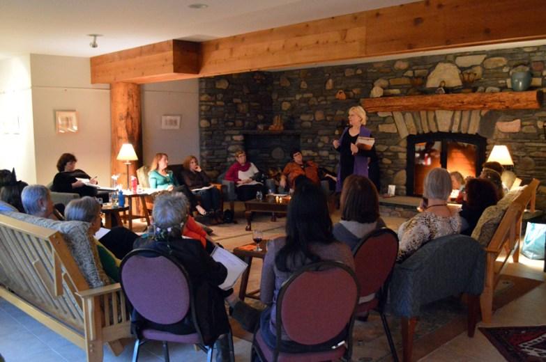 women over 50 discussion salon