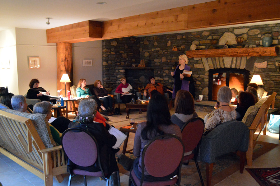 women over 50 discussion salon