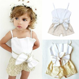 Baby Girls Jumpsuits