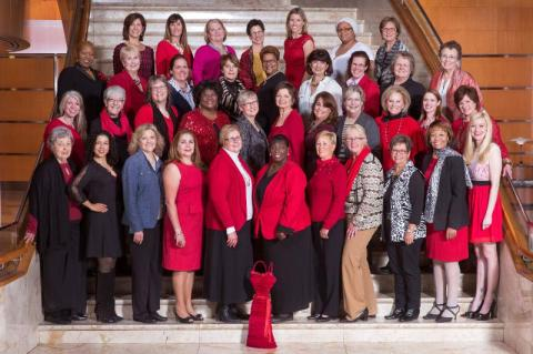 The National Coalition for Women with Heart Disease