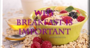 importance of breakfast