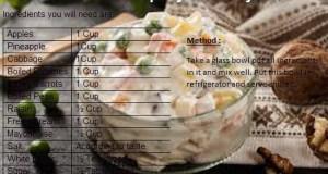 Russian Salad Recipe by Women Bytes