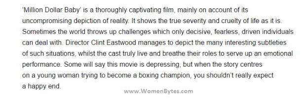 10 Inspiring Movies Every Woman Must Watch 710 Inspiring Movies Every Woman Must Watch