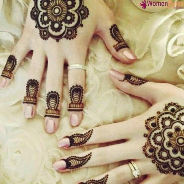 New Beautiful and Hot Mehndi Designs22