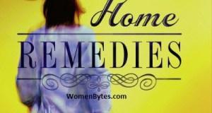 Random home remedies 2017