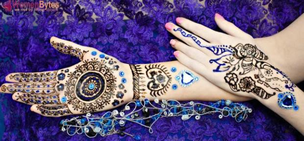 New Beautiful and Hot Mehndi Designs17