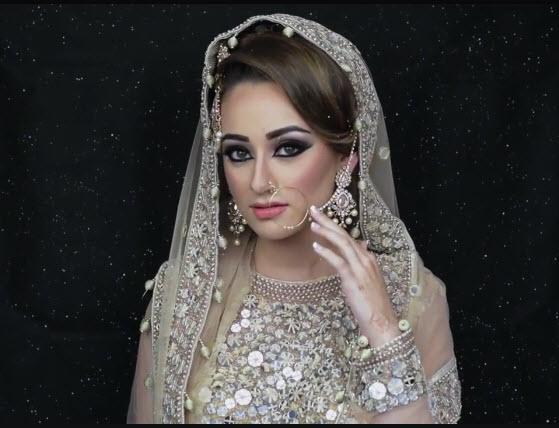 Pics Of Mehndi Makeup : Modern bridal mehndi and barat makeup tutorials u women bytes