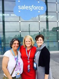 Three of the fearless RAD Women Leaders: Ashima Saigal, Angela Mahoney, Kieren Jameson
