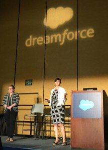 Dreamforce Presentation: Melissa Van Dyke and my Battle of the Bands Presentation - Clicks vs Code