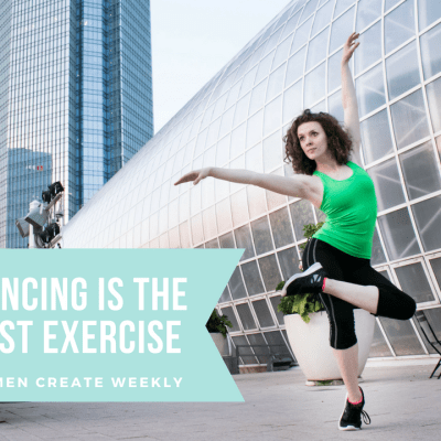 Dancing is the best exercise