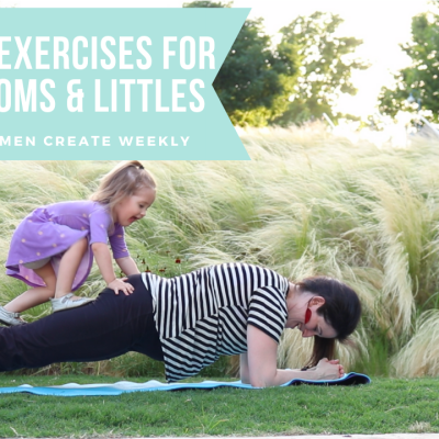 Dancer's instruction: 4 exercises for moms