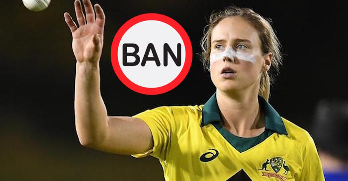 Ellyse Perry banned from bowling