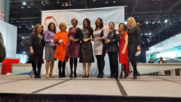 Honorees en masse #WDE15
