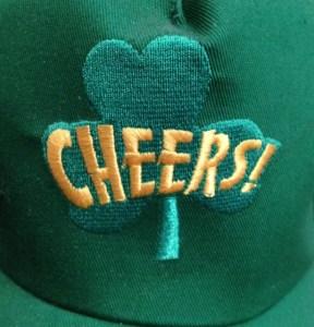 """©Laurel Delaney 2013.  """"St. Patrick's Day Hat"""""""