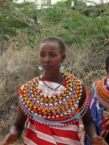 Kenyanwoman