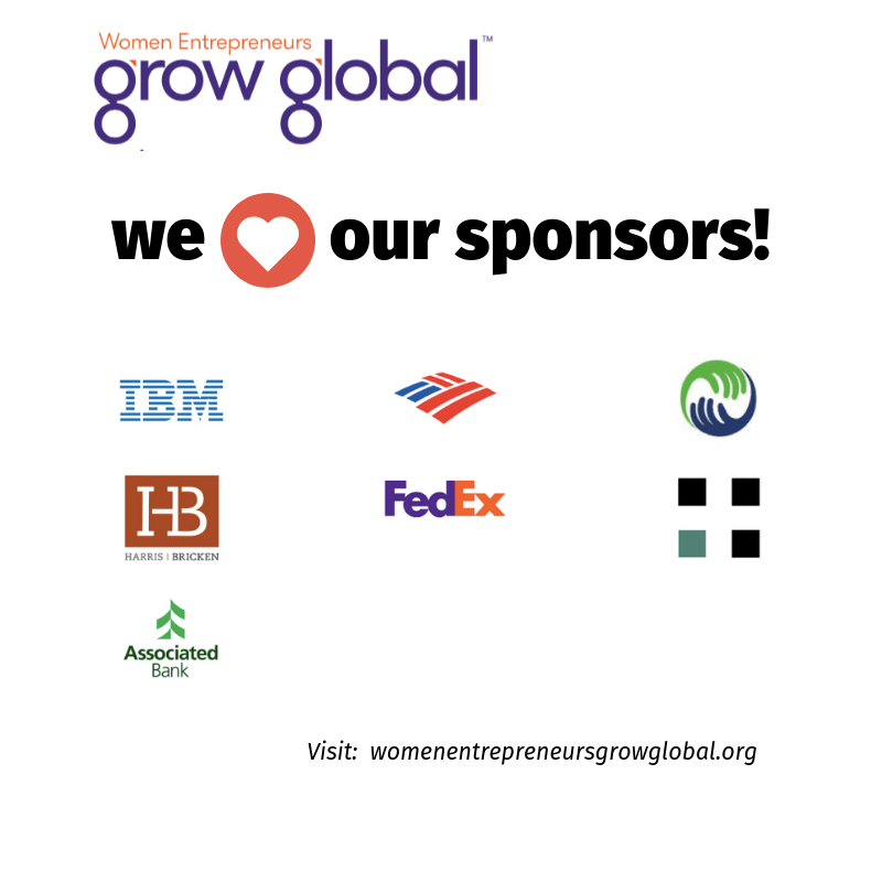 wegg® loves and thanks its sponsors