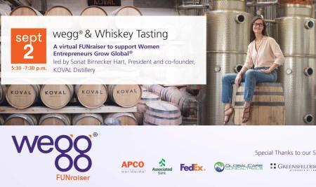 wegg® & Whiskey Tasting