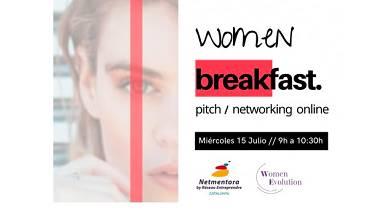 Women BREAK-fast pitch