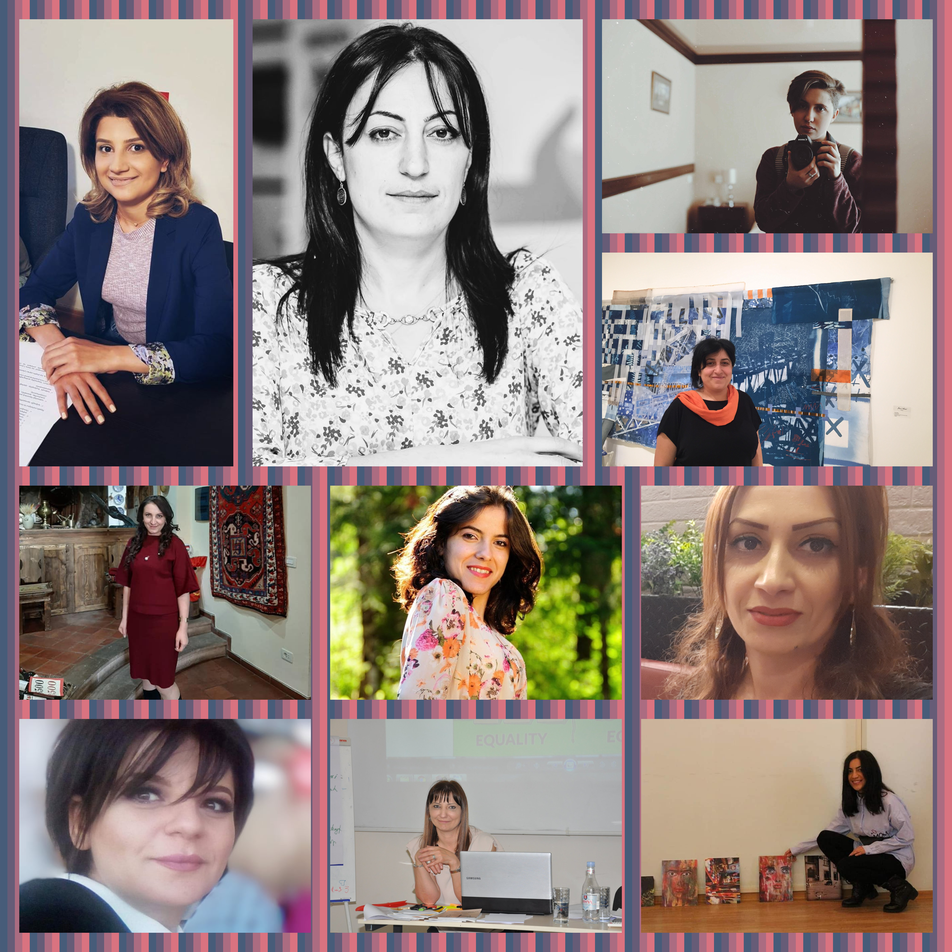 Women at the frontlines of Covid-19:Women from NGOs and their new reality