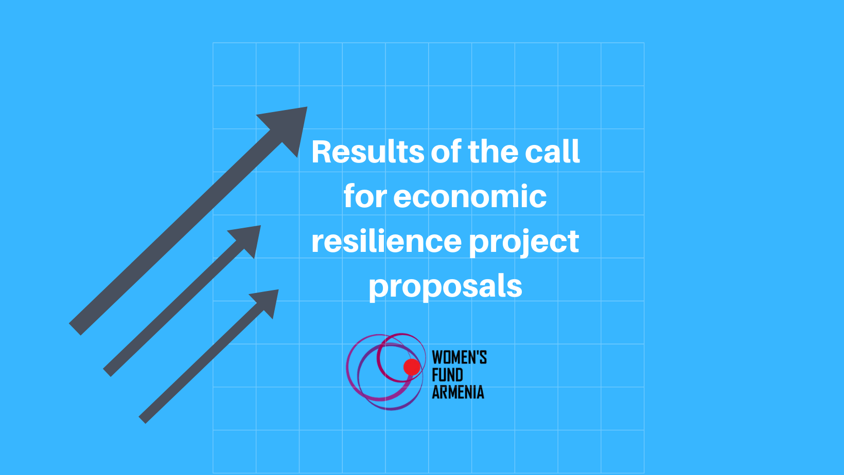 Results of the call for economic resilience project proposals