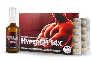 Hypergh 14X HGH for women