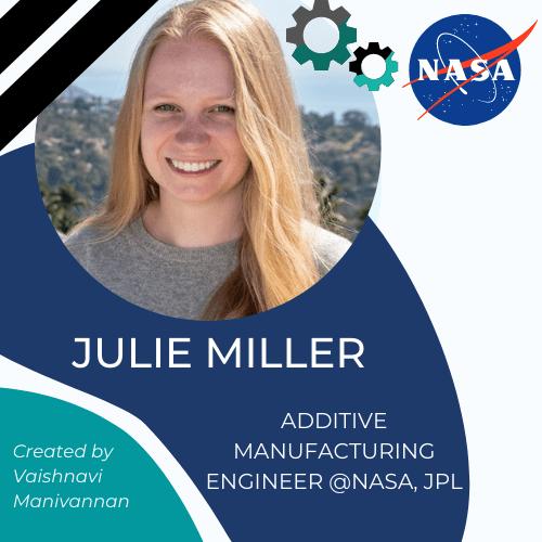 Julie-Miller-AM Engineer-NASA-JPL