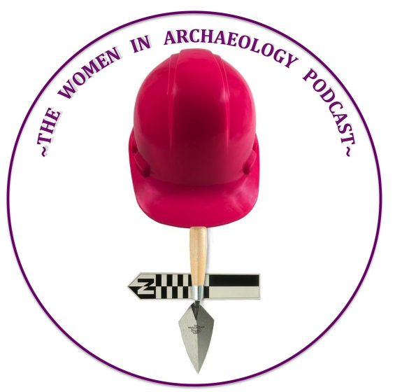 Official Women in Archaeology Logo